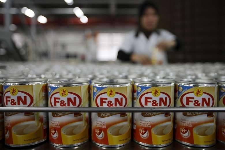 Contoh Saham Patuh Syariah – F&N (Fraser Neave Holdings Bhd)