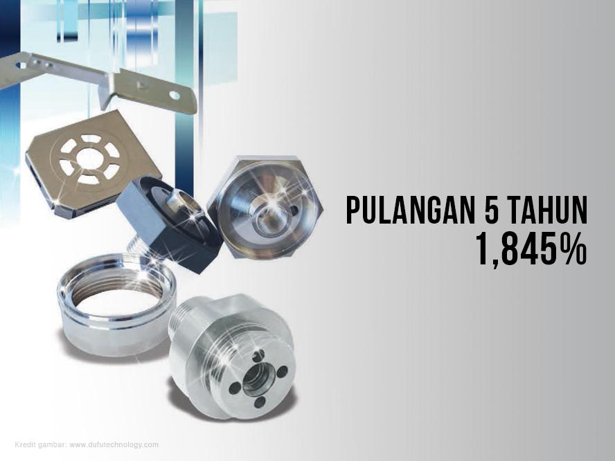 Contoh Saham Patuh Syariah – Dufu Technology Corp Berhad