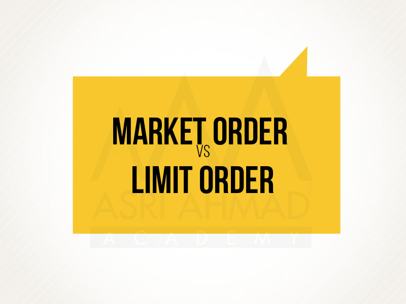Market Order vs Limit Order