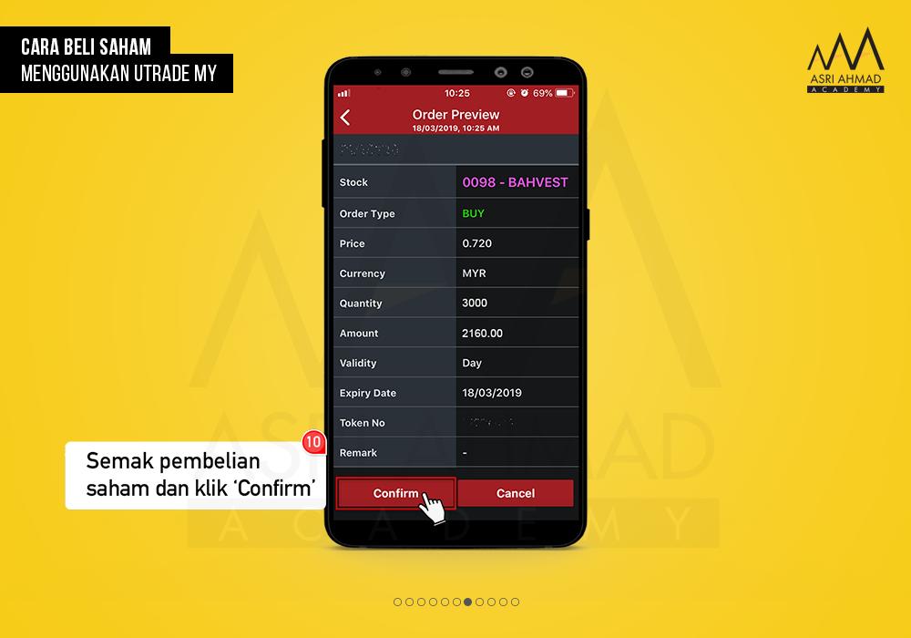 Cara Beli Saham Menggunakan Aplikasi UTrade (UOB Kay Hian ...