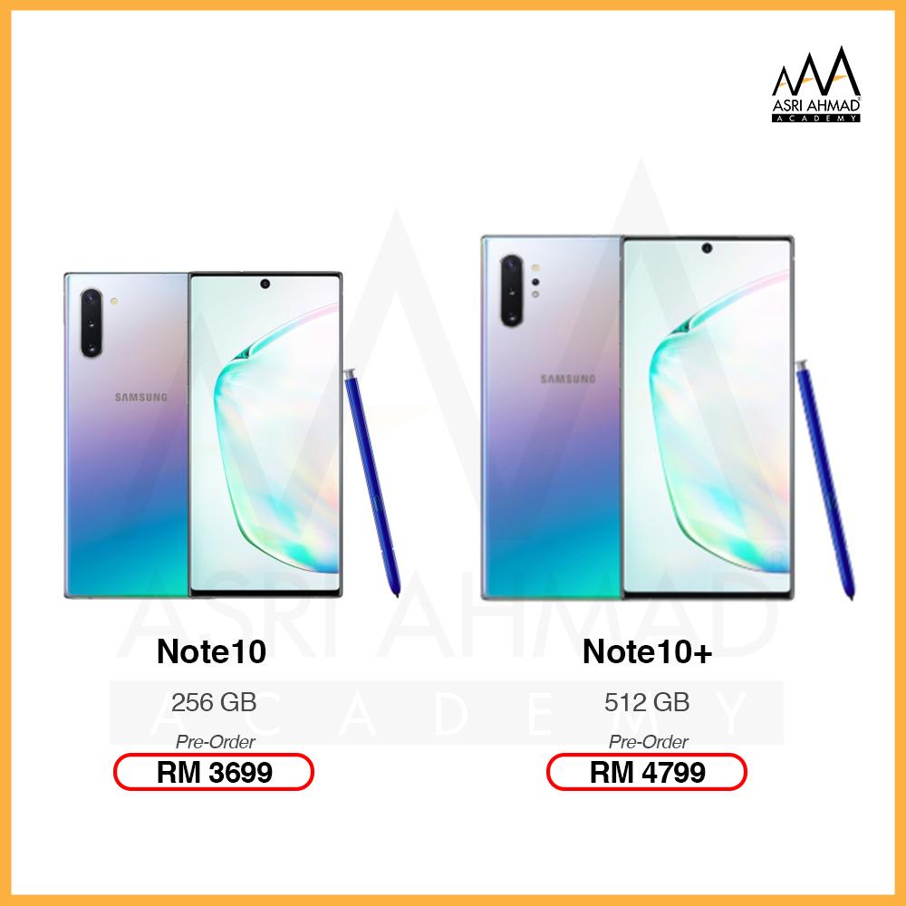 Saham Apa Yang Boleh Dibeli Dengan Harga Samsung Note10 ...